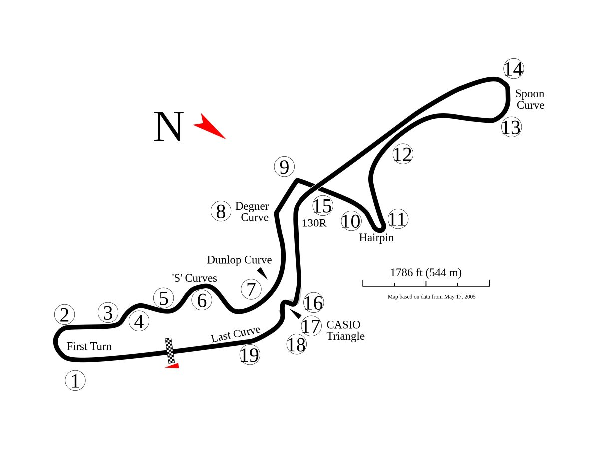 A Track Guide on the Legendary Suzuka 8-Hours Circuit